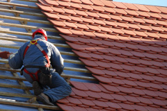 lake orion tile roof installation